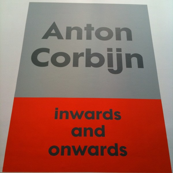 Anton Corbijn – inwards and onwards