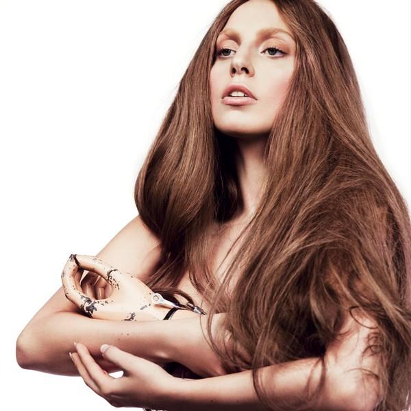 Lady Gaga (Credit Inez and Vinoodh Photo)
