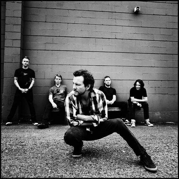 Pearl Jam 2013 (Credit Universal Music)