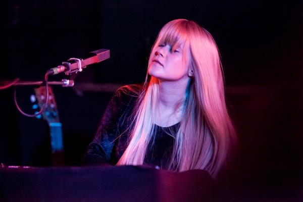 Anna von Hausswolff (Credit Matthias Rüby/MusikBlog)