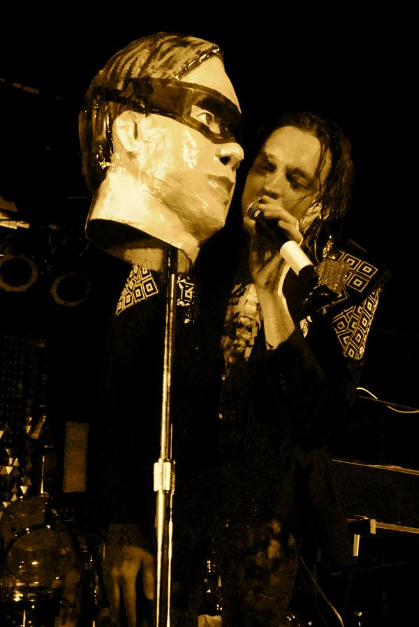 Arcade Fire live Berlin, Astra (Credit Annett Bonkowski/MusikBlog)a