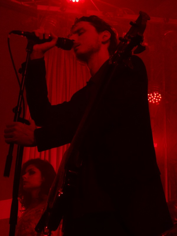 These New Puritans – live Berlin