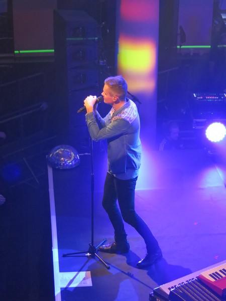 Keane live (Credit Universal Music)