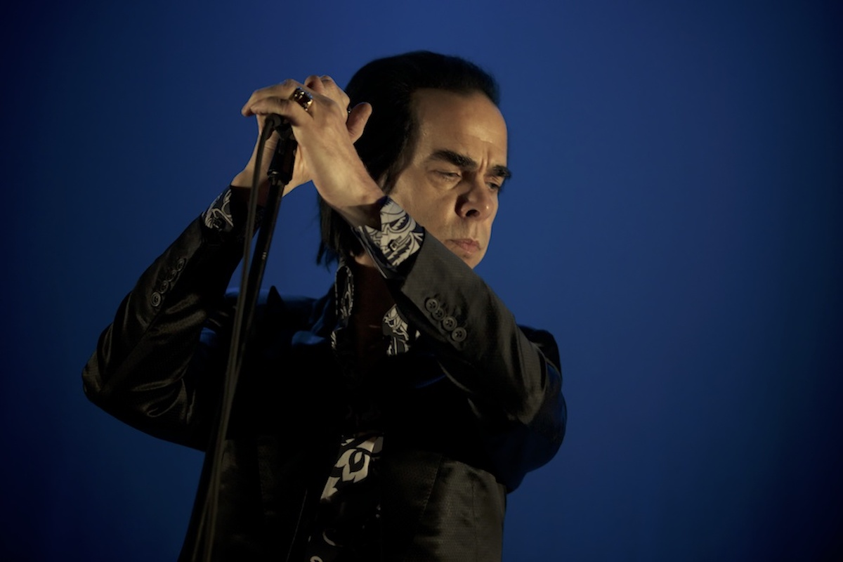 Nick Cave And The Bad Seeds (Credit Miroslav Menschenkind)