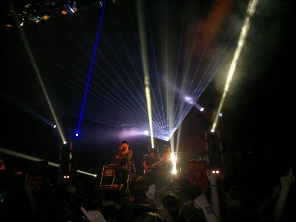 Vans Warped Tour Enter Shikari
