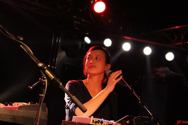 Lali Puna (Credit Valerie Masyuta/MusikBlog)