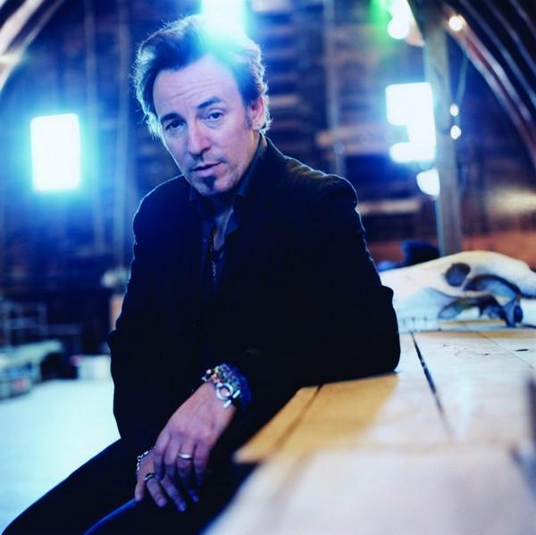 Bruce Springsteen (Credit Anton Corbijn)