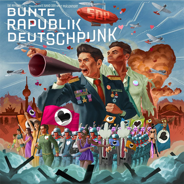 SDP – Bunte Rapublik Deutschpunk