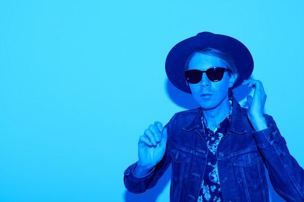 Beck (Credit Peter Hapak)