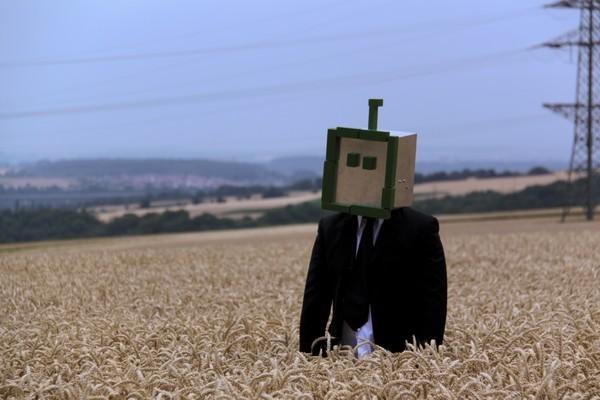 Shit Robot (Credit: DFA/PIAS)