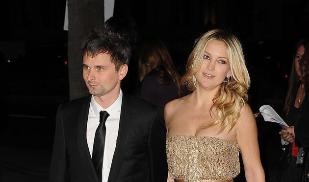 Matt Bellamy & Kate Hudson in Beziehungspause?