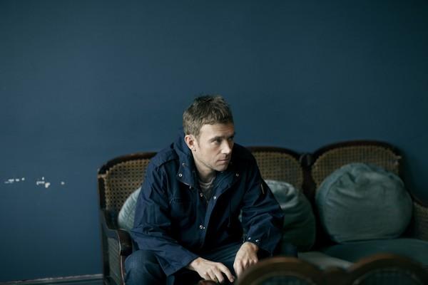 Damon Albarn (Credit Linda Brownlee)