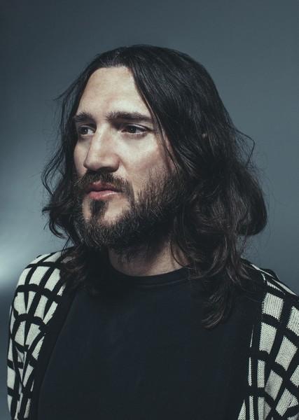 John Frusciante (Credit Nabil)
