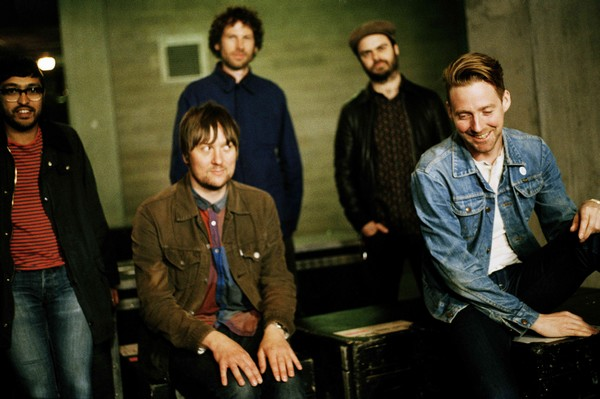 Kaiser Chiefs (Credit: Ricky F)