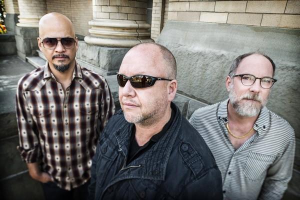 The Pixies (Credit Jay Blakesberg)