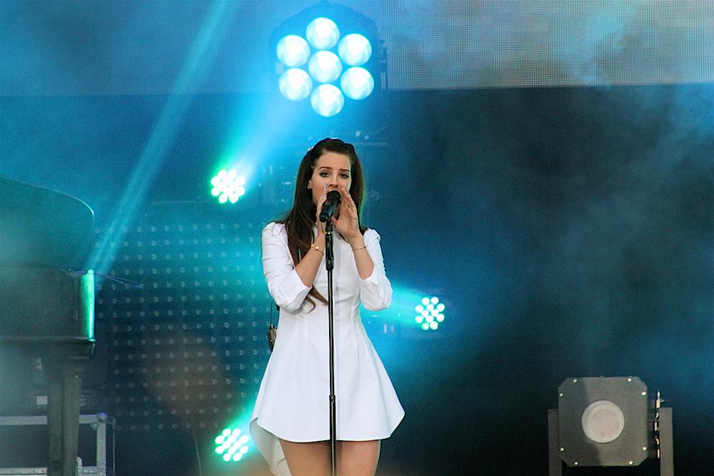 Lana Del Rey (Credit Annett Bonkowski/MusikBlog)