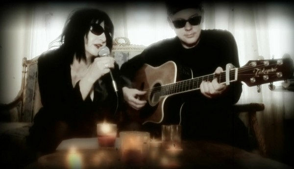 Lydia Lunch and Cypress Grove (Credit Rustblade)