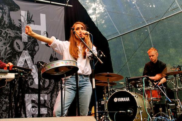 Highasakite (Credit Annett Bonkowski/MusikBlog)