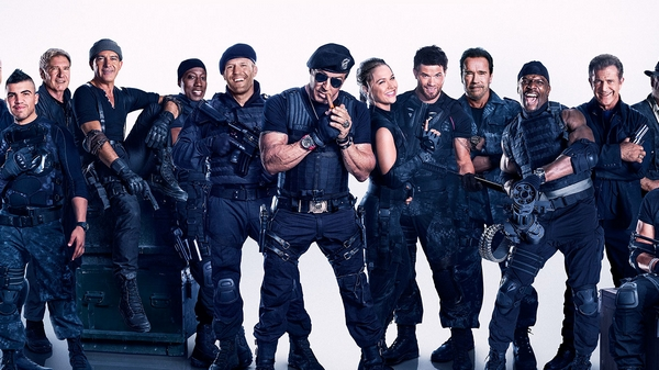 Expendables 3 (Credits: Lionsgate)