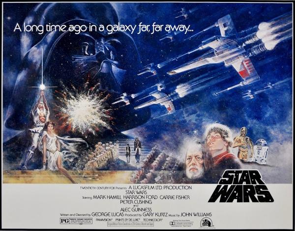 Star Wars (Credits: Tom Jung)