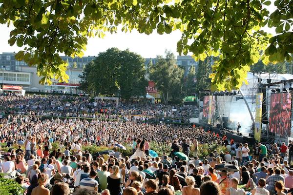 Die Neuen DeutschPoeten Festival