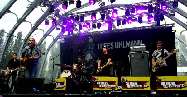 Thees Uhlmann (Credit Hannah Zink MusikBlog)