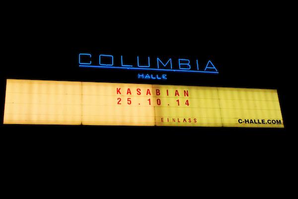 Kasabian (Credit Annett Bonkowski/MusikBlog)