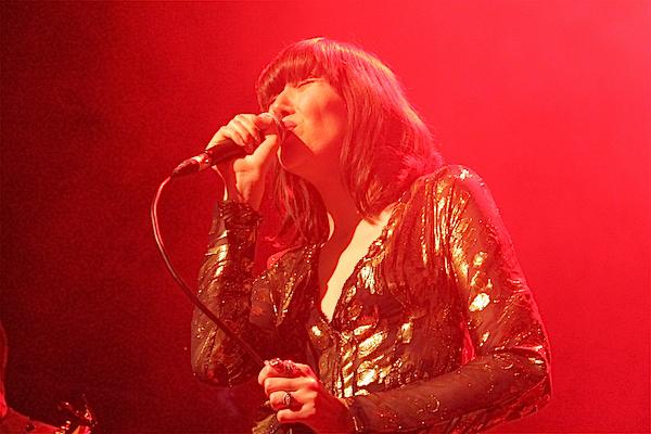 Karen O (Credit Annett Bonkowski MusikBlog)