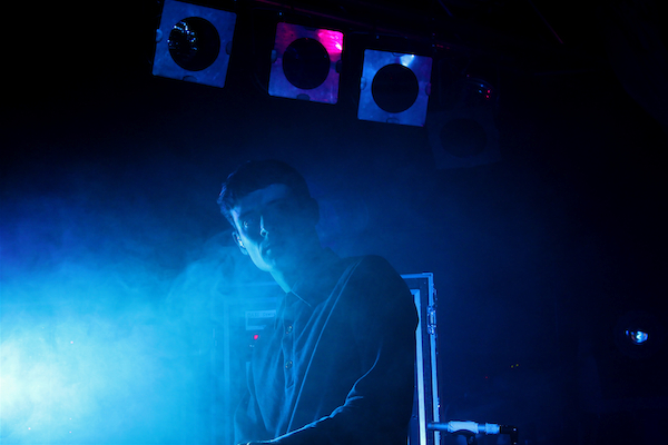 The Drums (Credit Annett Bonkowski MusikBlog)