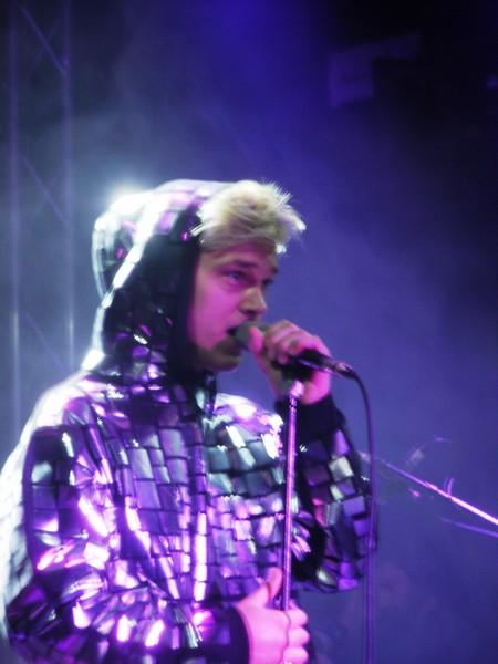 Asbjorn live @Täubchenthal (Electronic Beats Festival)