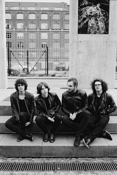 Catfish And The Bottlemen (Credit Victoria Schofield)