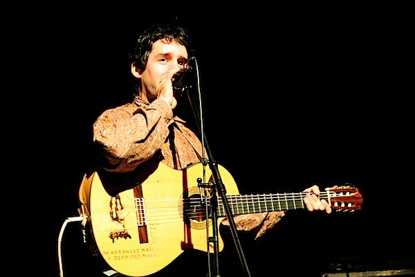 Juan Wauters (Credit Annett Bonkowski MusikBlog)
