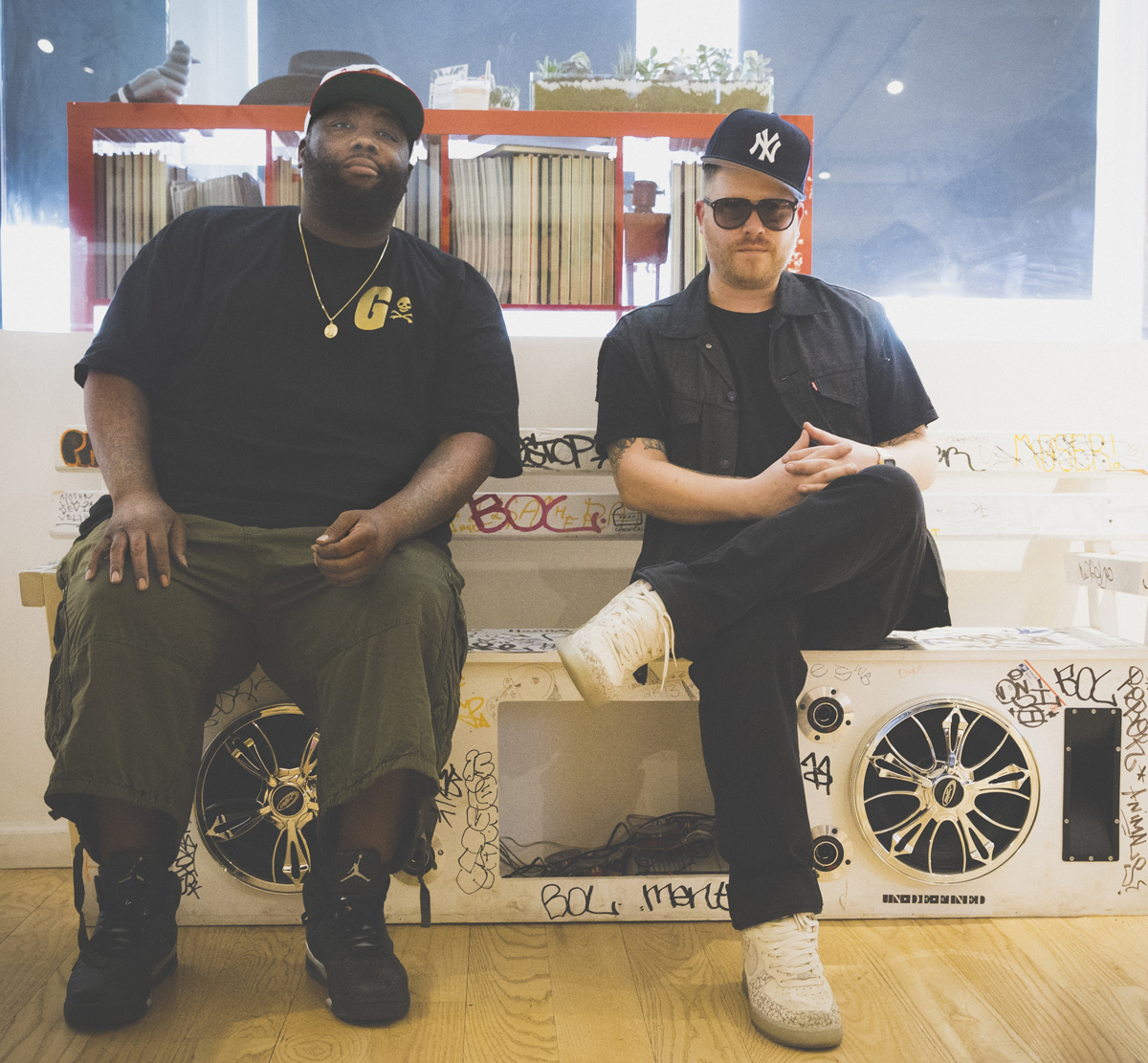 Run The Jewels (Credit Mass Appeal Records)