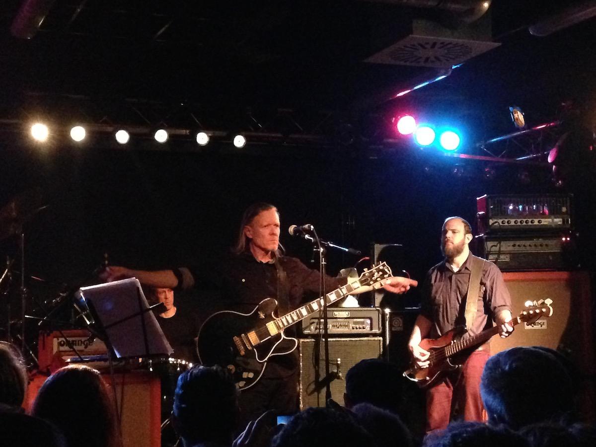 Swans live (Credit MusikBlog)