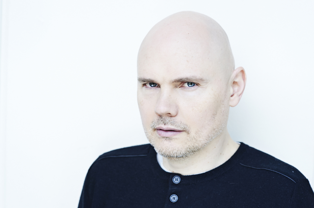 The Smashing Pumpkins/Billy Corgan (Credit Scarlet Page)