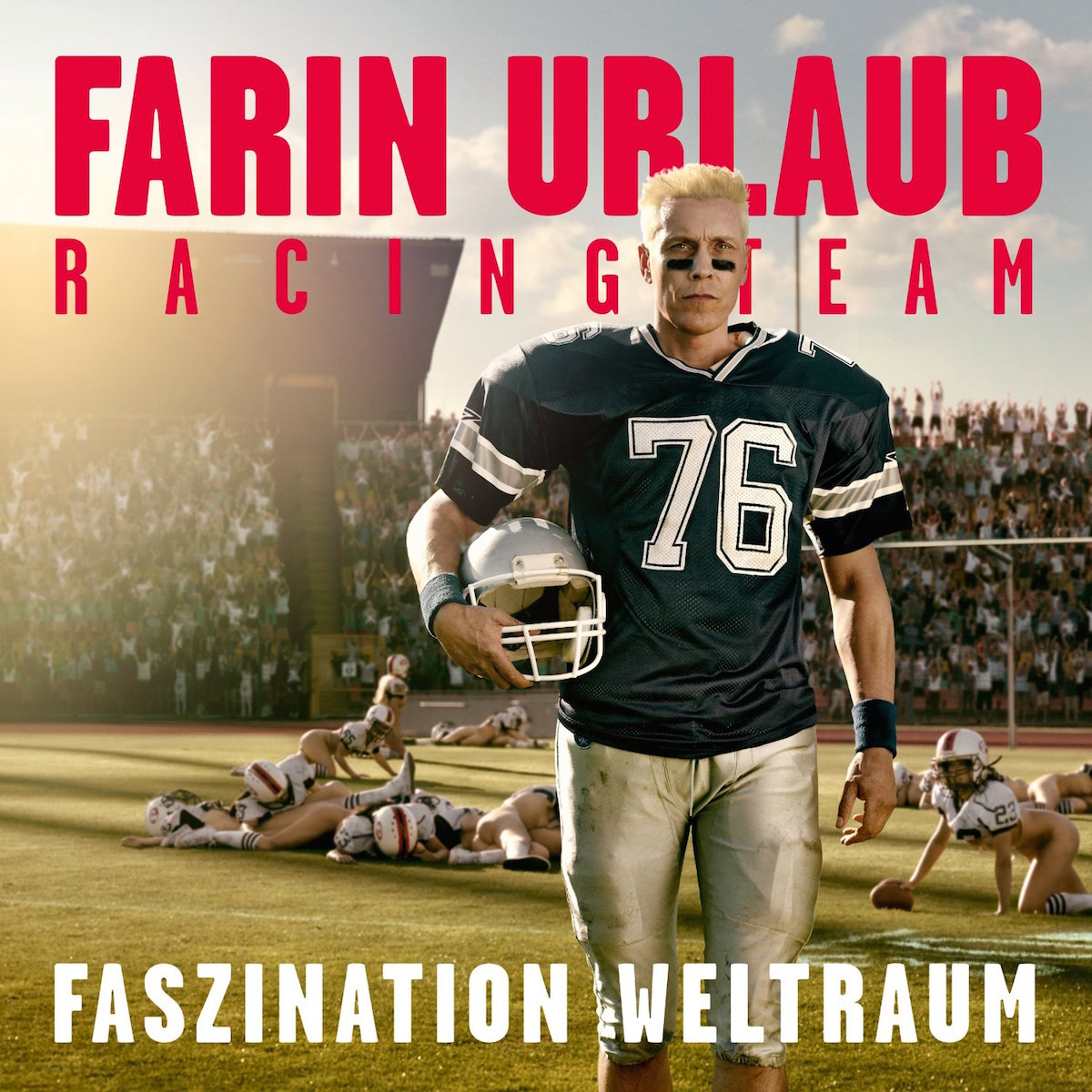 Farin Urlaub Racing Team – Faszination_Weltraum