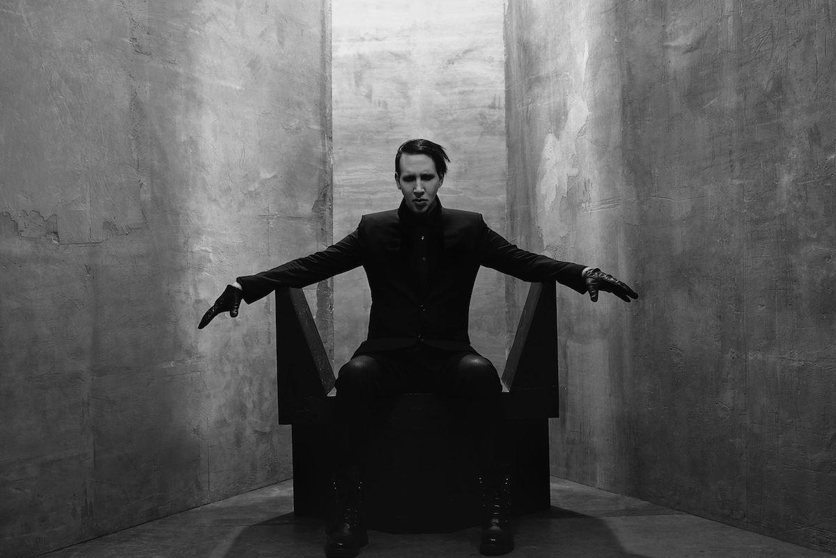 Marilyn Manson (Credit Nicholas Alan Cope)