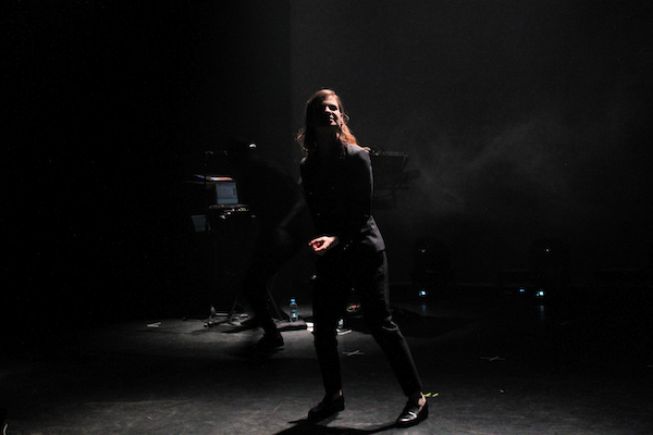 Christine And The Queens (Credit Annett Bonkowski/MusikBlog)
