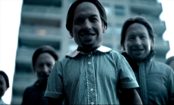 Aphex Twin – Come To Daddy (Credit: Chris Cunningham)