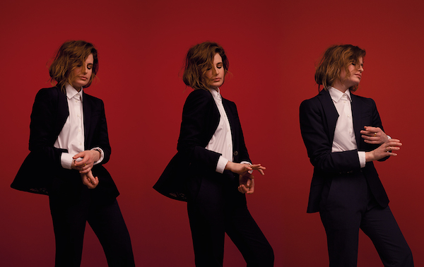 Christine And The Queens (Credit Jeff Hahn)