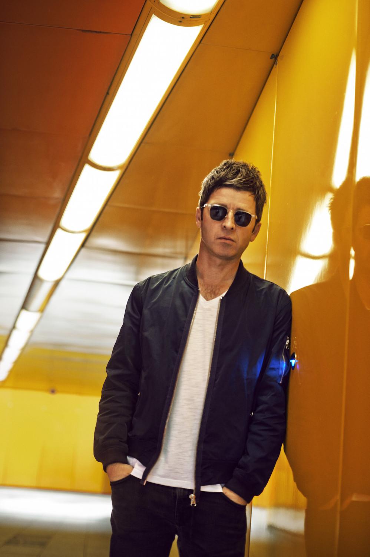Noel Gallagher (Credit Lawrence Watson)