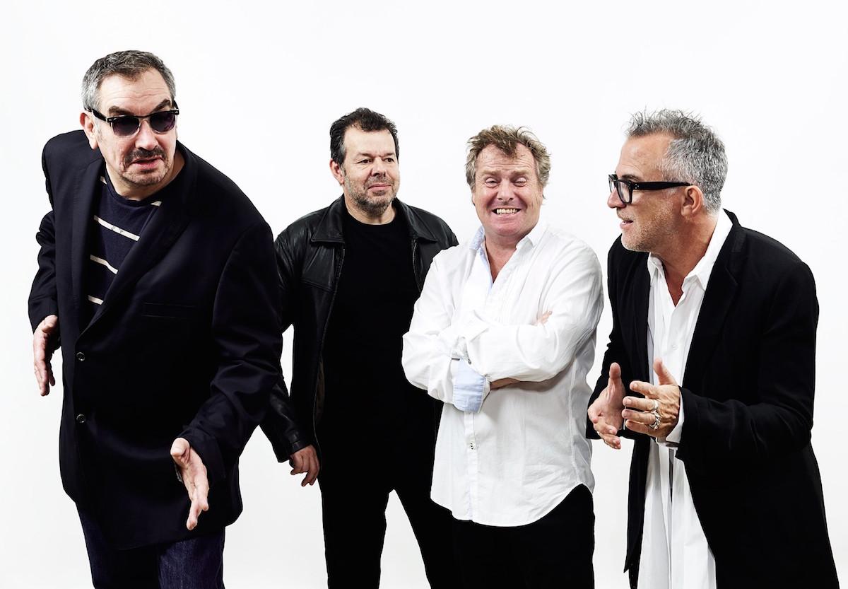 The Pop Group (Credit Chiara Meattelli & Dominic Lee)