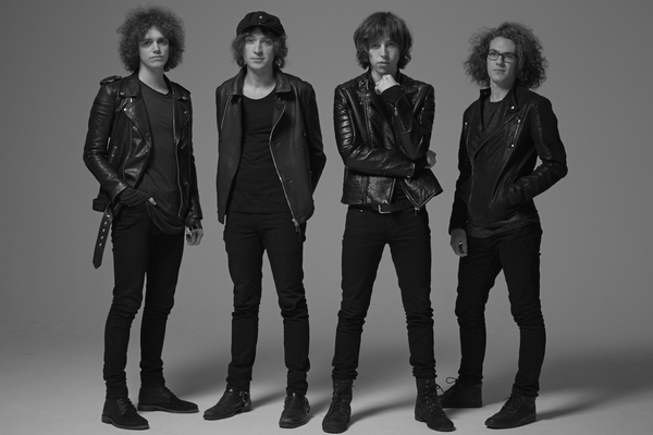 Catfish And The Bottlemen (Credit Tom Oxley)