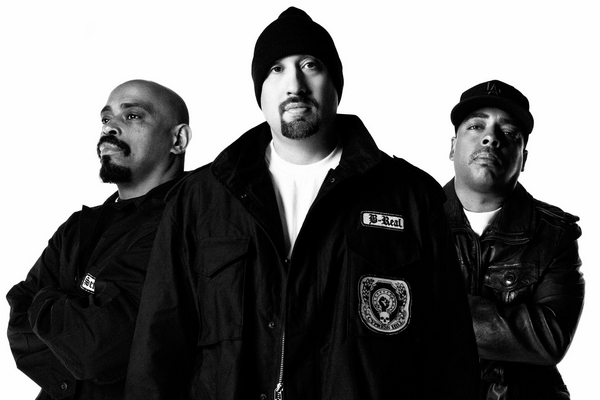 Cypress Hill (Credit Sony Music)