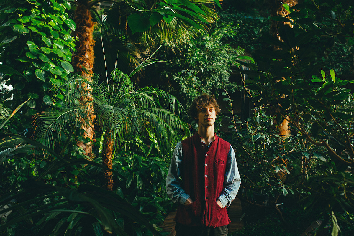 Cosmo Sheldrake (Credit paradYse Records)