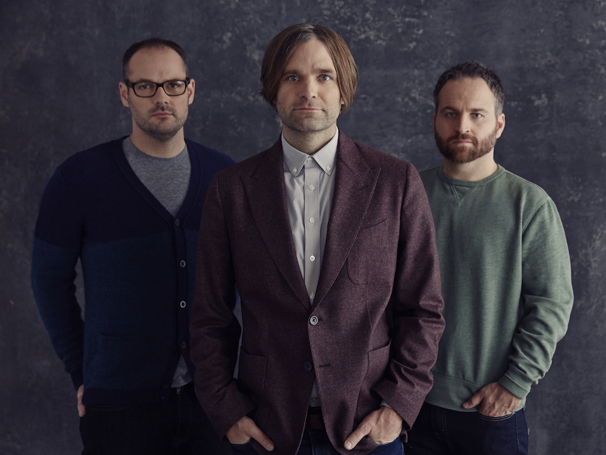 Death Cab For Cutie (Credit: We Are The Rhoads)