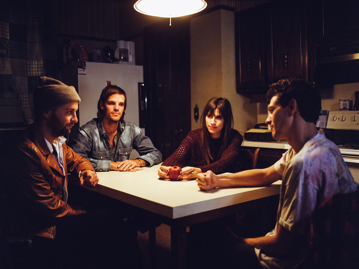 Houndmouth (Credit Roughtrade)