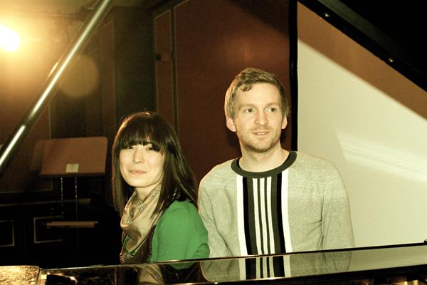Ólafur Arnalds & Sara Alice Ott (Credit Annett Bonkowski MusikBlog)