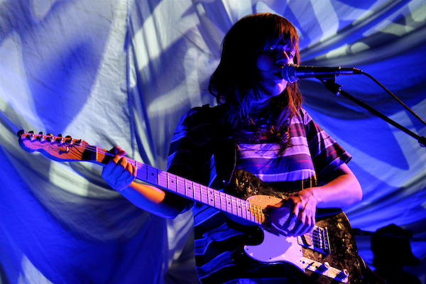 Courtney Barnett (Credit Annett Bonkowski/MusikBlog)