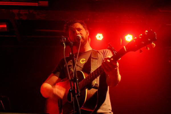 Dan Mangan (Credit Annett Bonkowski/MusikBlog)
